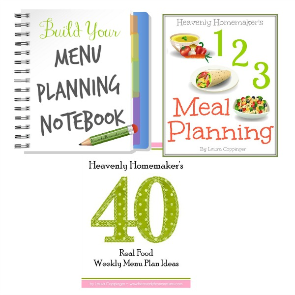 Menu Planning Collection