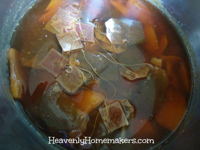 How to make Mango Tea
