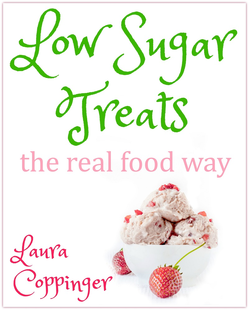 Low Sugar Treats cover5