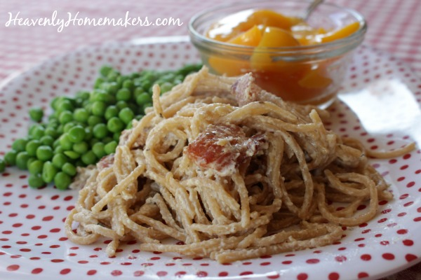 bacon-spaghetti