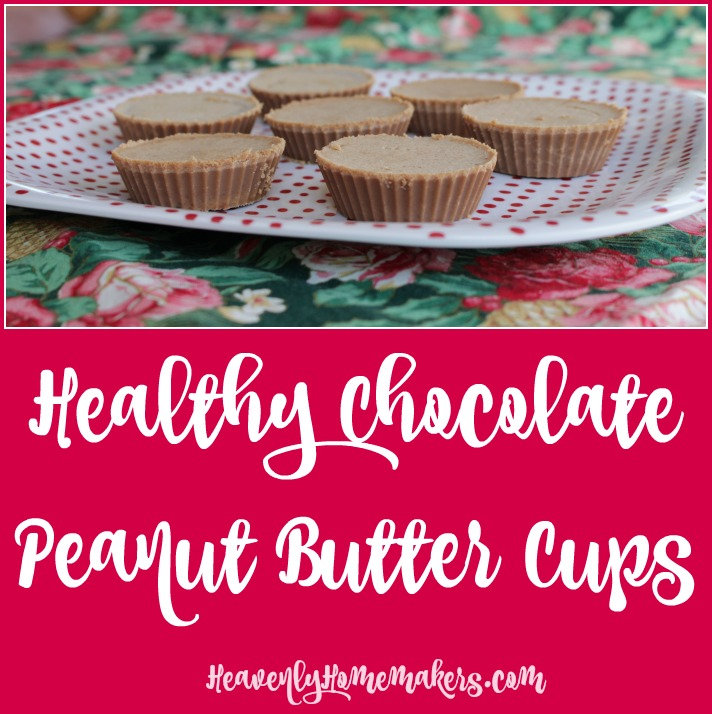 healthy-chocolate-peanut-butter-cups