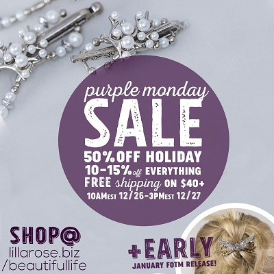lilla-rose-purple-monday-sale
