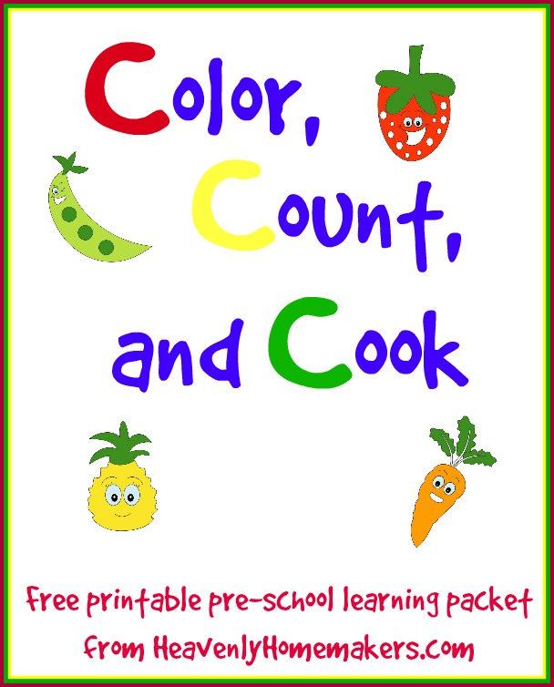 Color, Count, and Cook cover