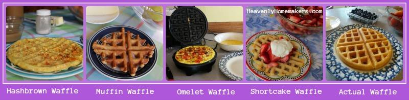 Great Waffle Iron Hacks