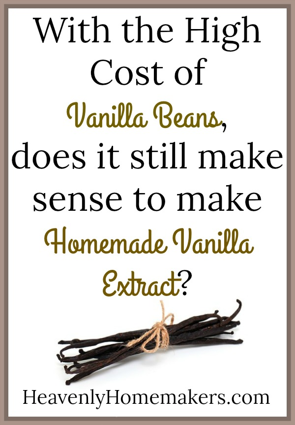 how to make a vanilla