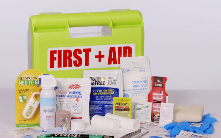 macgill first aid kit