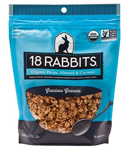 18 Rabbits