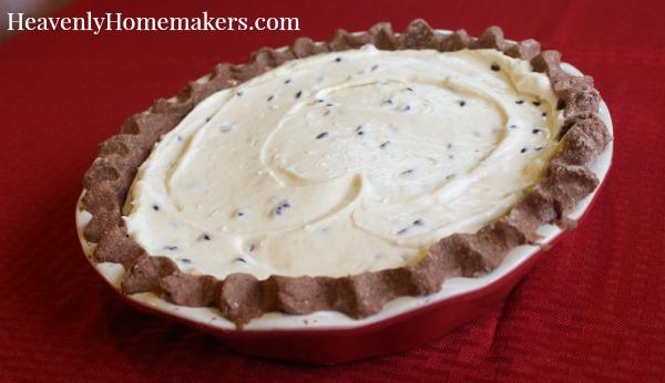 peanut butter chocolate chip pie11