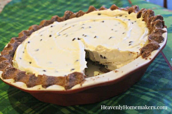 peanut butter chocolate chip pie12