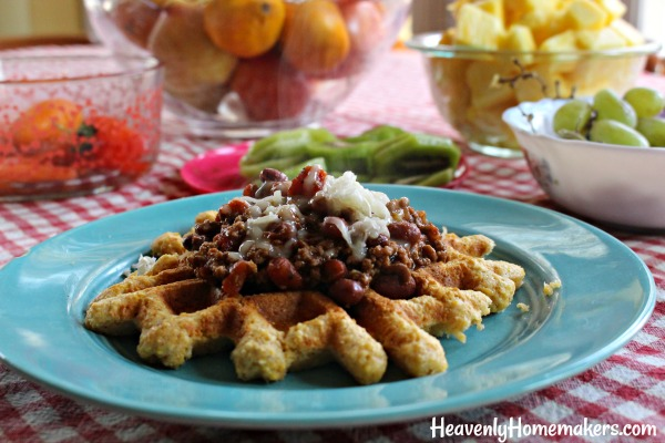 cornbread waffles44