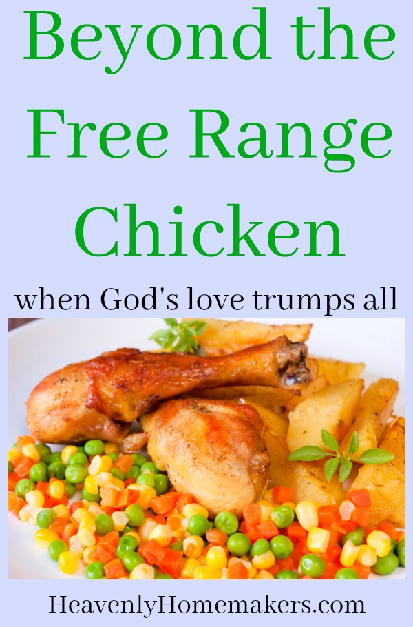 Beyond the Free Range Chicken