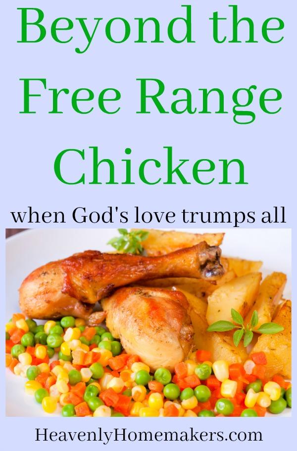 Beyond the Free Range Chicken