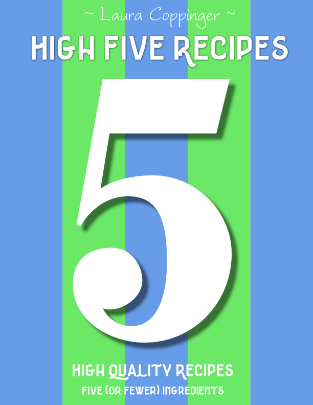 High Five Recipes eCookbook