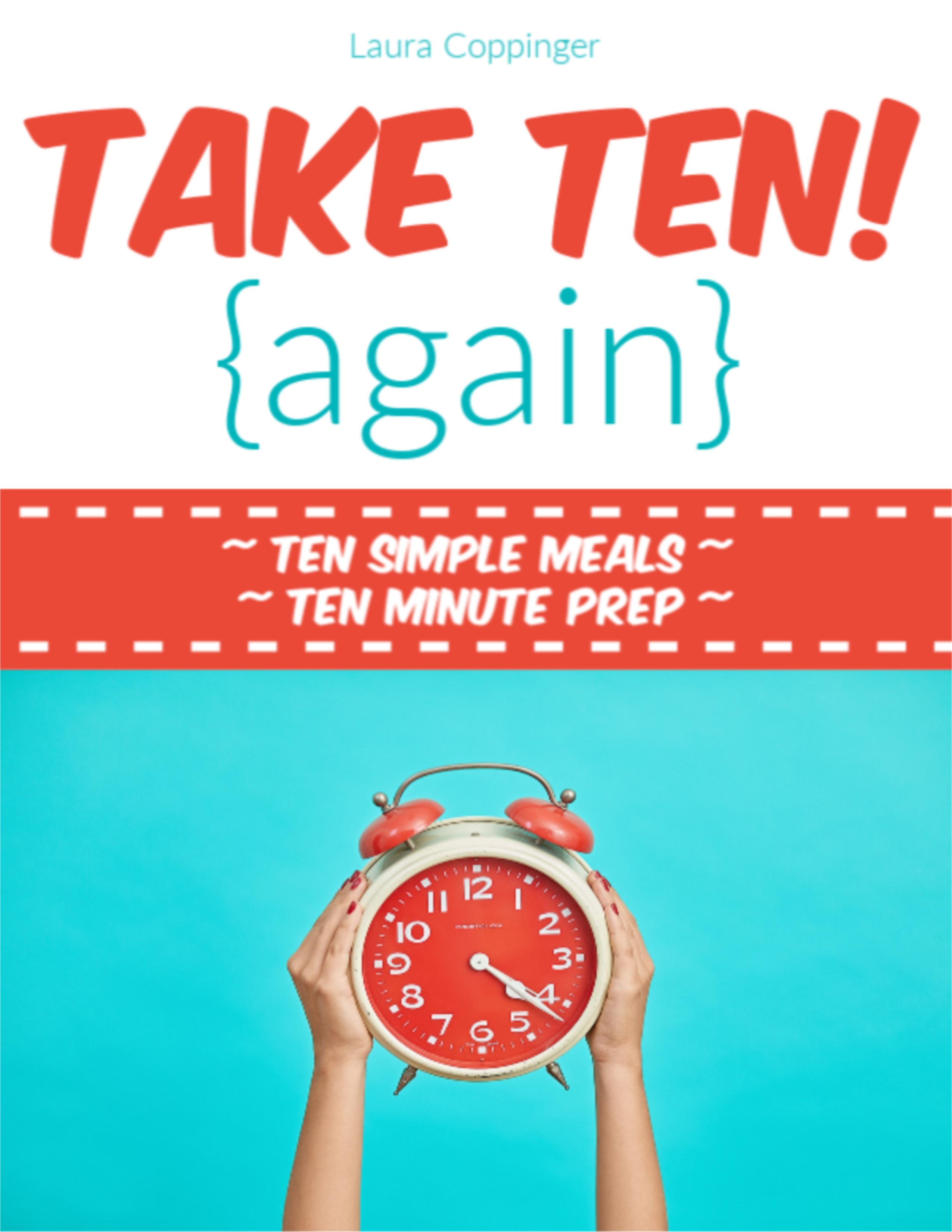 Take Ten AGAIN! Challenge Kit