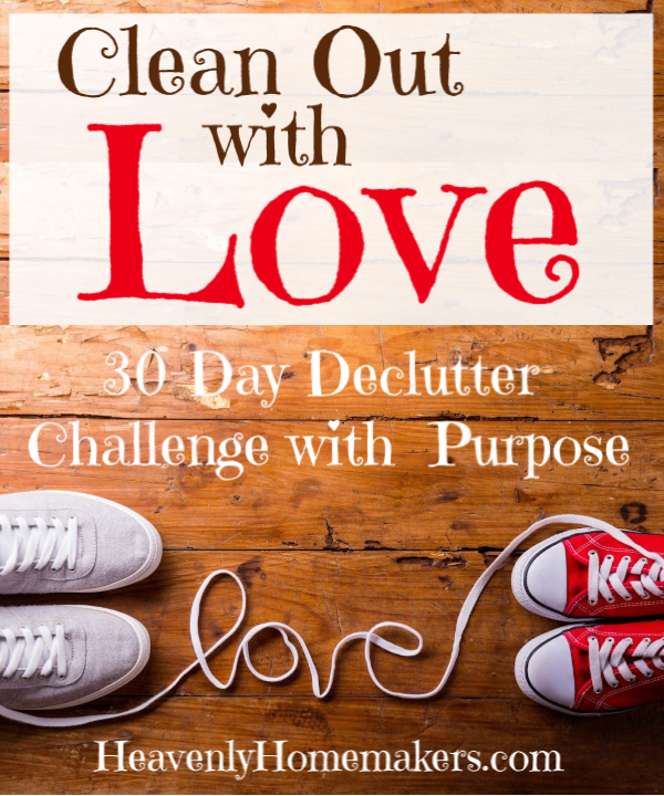 Clean Out With Love