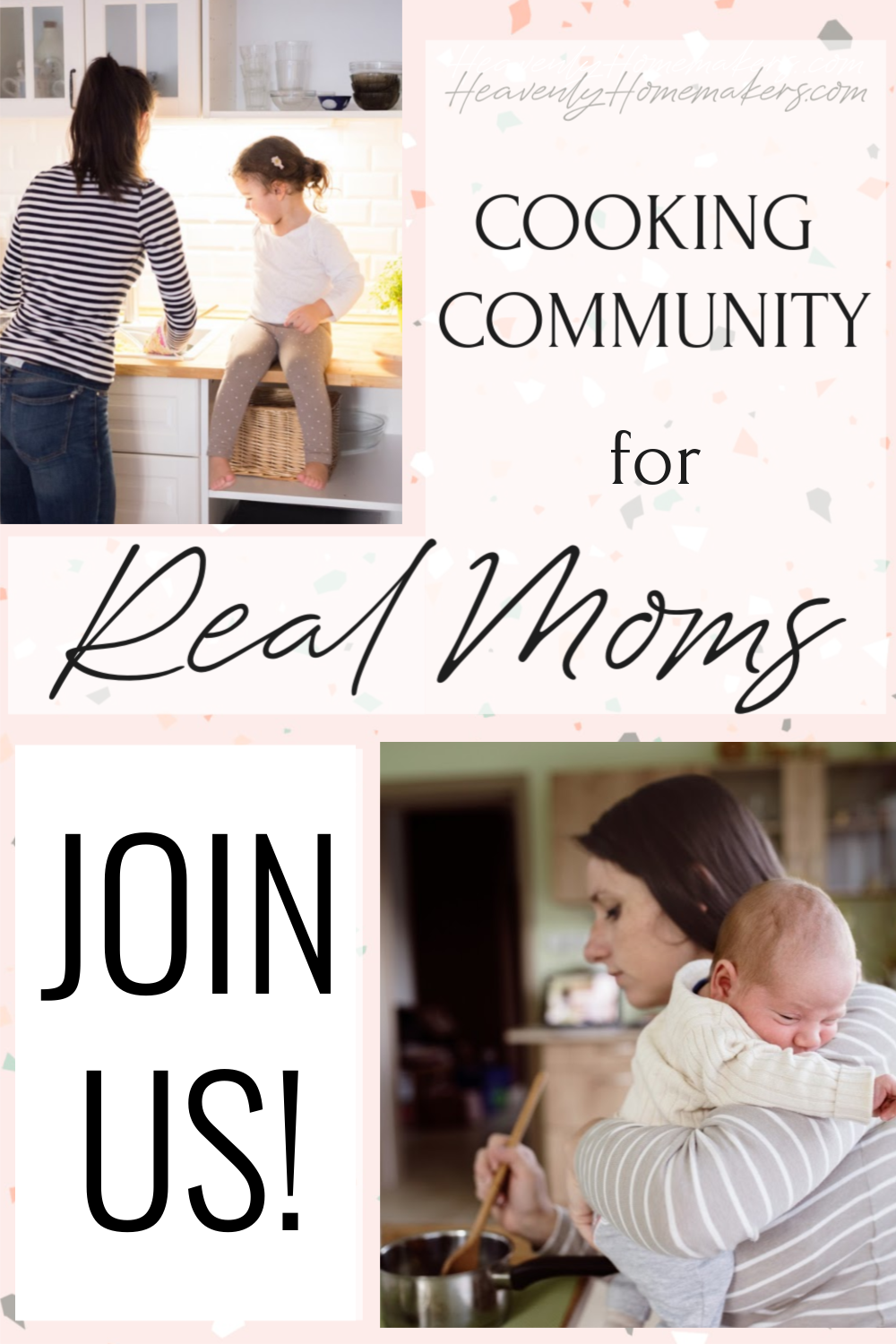 Real Moms Cooking Community Package