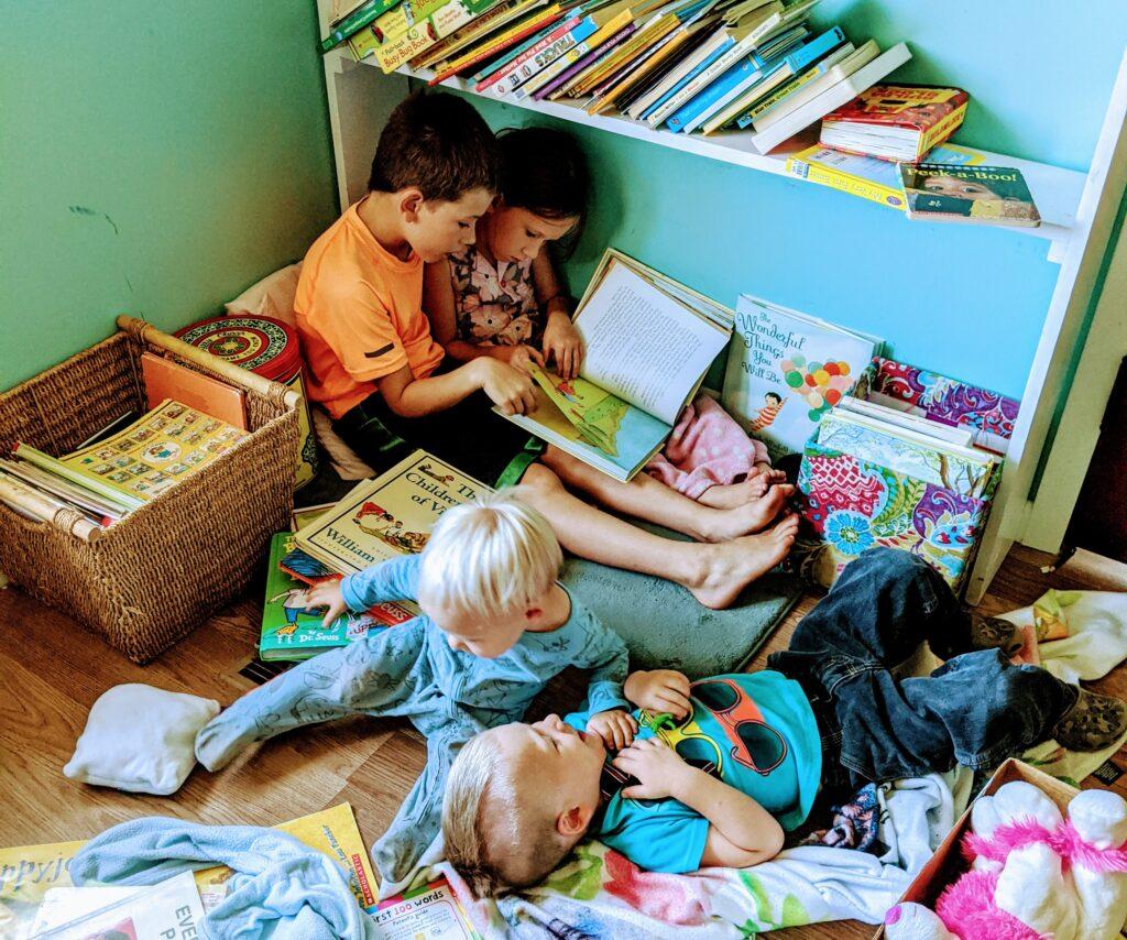 homeschool books activities