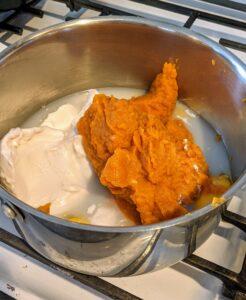 paleo pudding